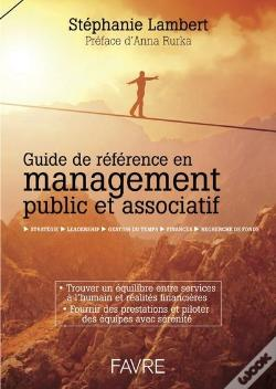 Wook.pt - Guide De Reference En Management Public Et Associatif