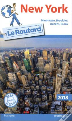 Wook.pt - Guide Du Routard A New York 2018