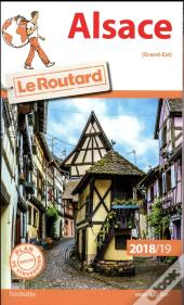 Guide Du Routard Alsace 2018/19