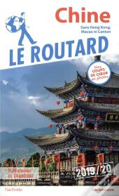 Guide Du Routard Chine 2019/20