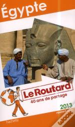 Guide Du Routard Egpyte 2013