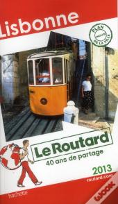 Guide Du Routard Lisbonne 2013