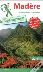 Guide Du Routard Madere 2017/18