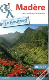 Guide Du Routard Madere 2018/19