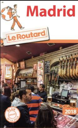 Wook.pt - Guide Du Routard Madrid 2018