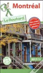 Guide Du Routard Montreal 2017/2018