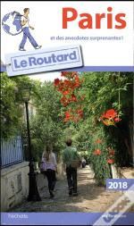 Guide Du Routard Paris 2018