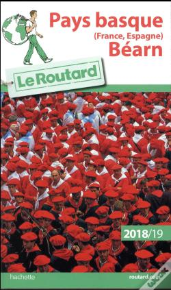 Wook.pt - Guide Du Routard Pays Basque (France Espagne) Bearn 2018/19