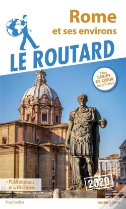 Wook.pt - Guide Du Routard Rome 2020