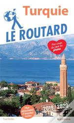 Guide Du Routard Turquie 2019/20