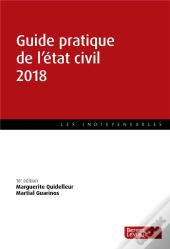 Guide Pratique De L'Etat Civil 2018
