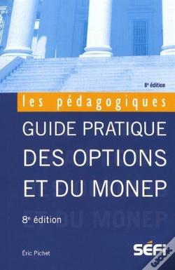 Wook.pt - Guide Pratique Des Options Et Du Monep 8e Edt