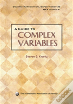 Guide To Complex Variables