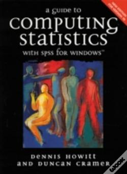 Wook.pt - Guide To Computing Statisitcs With Spss For Windows Version 10