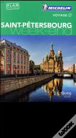 Guide Vert Week-End Saint Petersbourg