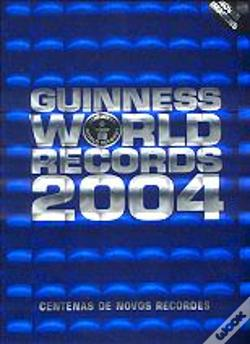 Wook.pt - Guinness World Records 2004