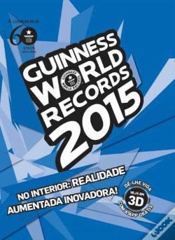 Wook.pt - Guinness World Records 2015