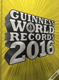 Wook.pt - Guinness World Records 2016
