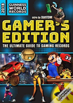 Guinness World Records 2018 Gamers