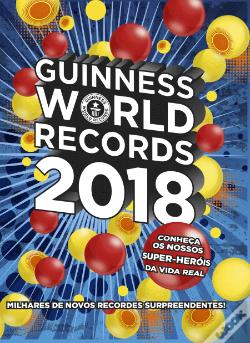 Wook.pt - Guinness World Records 2018