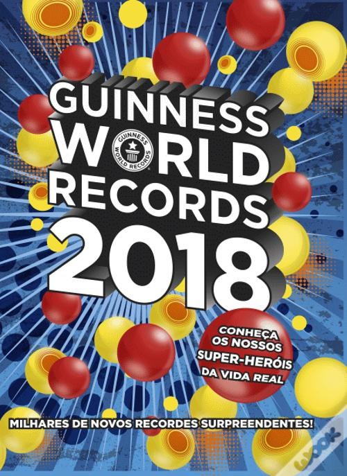 Livro PDF Gratuito Guinness World Records 2018