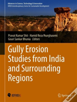 Wook.pt - Gully Erosion Studies From India And Surrounding Regions
