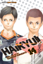 Haikyu Vol 14 Pa