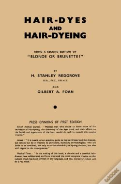 Wook.pt - Hair-Dyes And Hair-Dyeing Chemistry And Technique