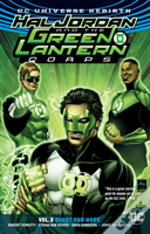 Hal Jordan And The Green Lantern Corps Volume 3