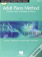 Hal Leonard Adult Piano Method