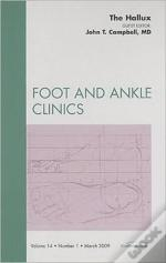 Hallux An Issue Of Foot & Ankle Clinics