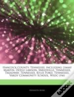 Hancock County, Tennessee, Including