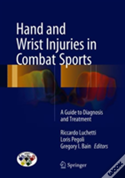 Wook.pt - Hand And Wrist Injuries In Combat Sports