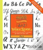 Hand Lettering A To Z Workbook