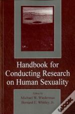 Handbook For Conducting Research On Human Sexuality
