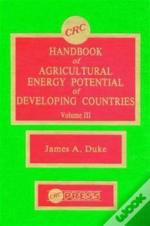 Handbook Of Agricultural Energy Potential Of Developing Countries