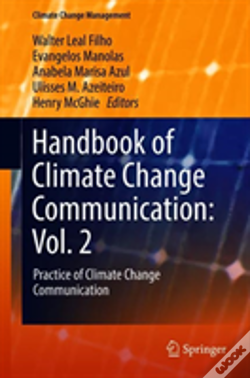 Wook.pt - Handbook Of Climate Change Communication - Vol. 2
