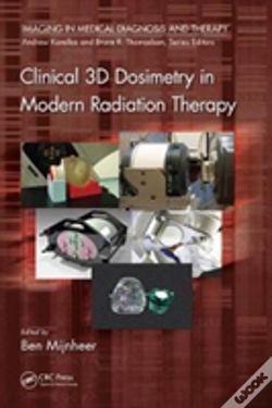 Wook.pt - Handbook Of Clinical 3d Dosimetry In Radiation Therapy