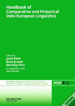 Wook.pt - Handbook Of Comparative And Historical Indo-European Linguistics