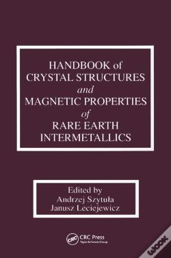 Wook.pt - Handbook Of Crystal Structures And Magnetic Properties Of Rare Earth Intermetallics