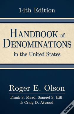 Wook.pt - Handbook Of Denominations In The United States, 14th Edition
