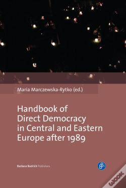 Wook.pt - Handbook Of Direct Democracy In Central And Eastern Europe After 1989