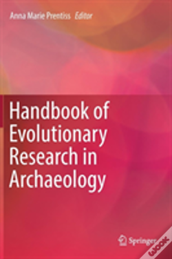 Wook.pt - Handbook Of Evolutionary Research In Archaeology