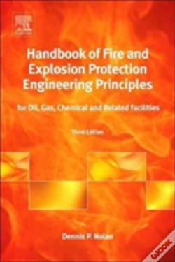 Wook.pt - Handbook Of Fire And Explosion Protection Engineering Principles