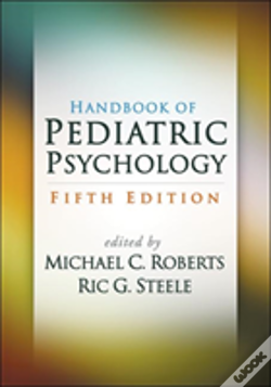 Wook.pt - Handbook Of Pediatric Psychology, Fifth Edition