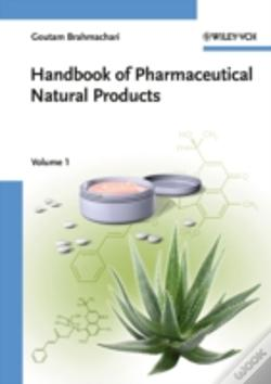 Wook.pt - Handbook Of Pharmaceutical Natural Products