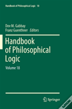 Wook.pt - Handbook Of Philosophical Logic