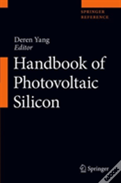 Wook.pt - Handbook Of Photovoltaic Silicon