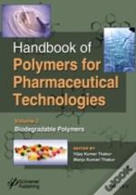 Handbook Of Polymers For Pharmaceutical Technologies