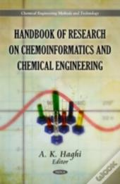 Handbook Of Research On Chemoinformatics & Chemical Engineering